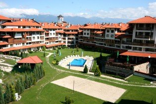Bansko, Bansko Royal Towers, Furnished One Bedroom Apartment