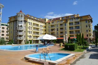 Summer Dreams Complex, Sunny Beach – one bedroom apartment