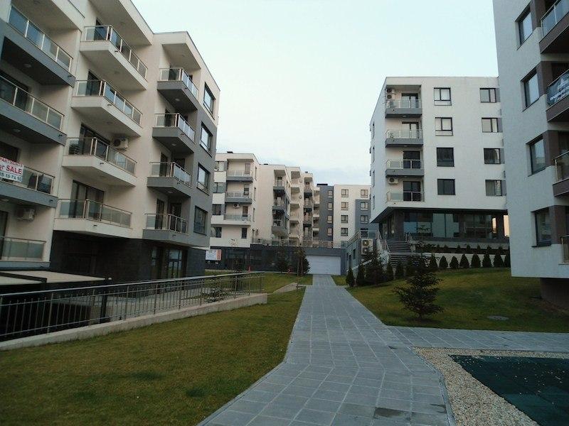 Vitosha Park Complex - Gated Communities