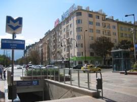 subway Sofia