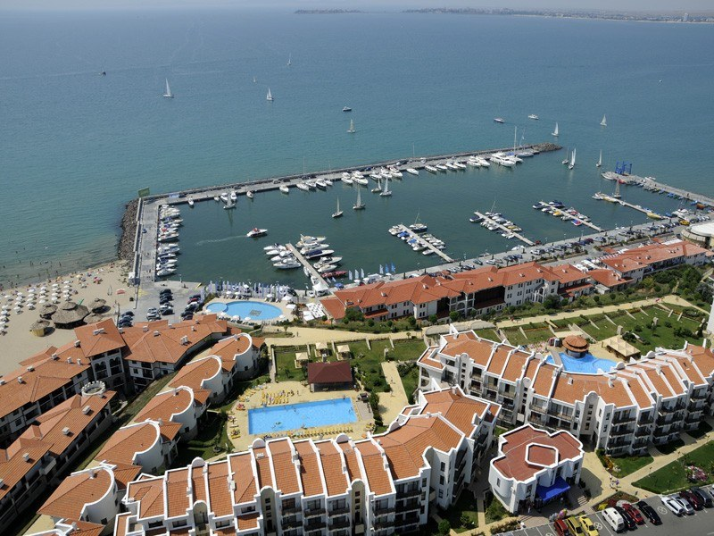 Complex Diamond 0 When You Purchase An Apartment In At Sveti Vlas