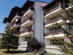 Winslow Elegance, Bansko: south facing one-bedroom apartment