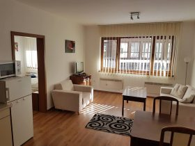 Bansko, Park View Complex: Furnished one bedroom apartment