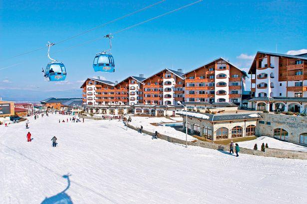 Saturday Travel Bulgaria skiing