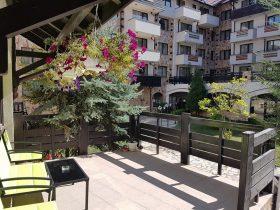 Bansko, Dream Complex: One-bedroom luxury apartment next to ski lift