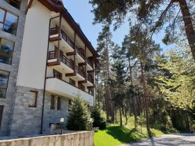 Bansko, Kosara Complex: furnished one-bedroom apartment