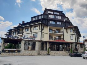 Two-bedroom Apartment in Maria Antoaneta Residence, Bansko