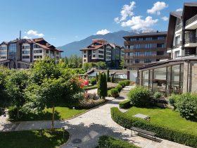Large One bedroom apartment in Aspen golf Aparthotel, Bansko Area