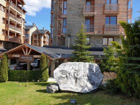 Furnished one bedroom apartment in St. Ivan Ski & Spa, Bansko