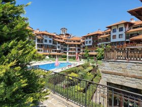 Bansko Royal Towers, One bedroom apartment with TOP location