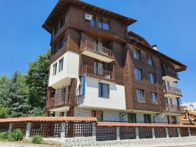 One bedroom apartment in Mountain Romance complex, Bansko