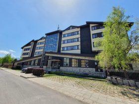 Bansko Area: two bedroom apartment in Terra Complex, Razlog