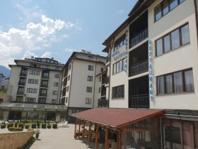 Furnished one bedroom apartment in Royal Bansko Aparthotel