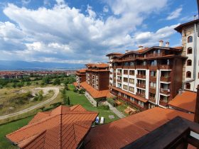 Two bedroom apartment in Panorama Complex, Bansko